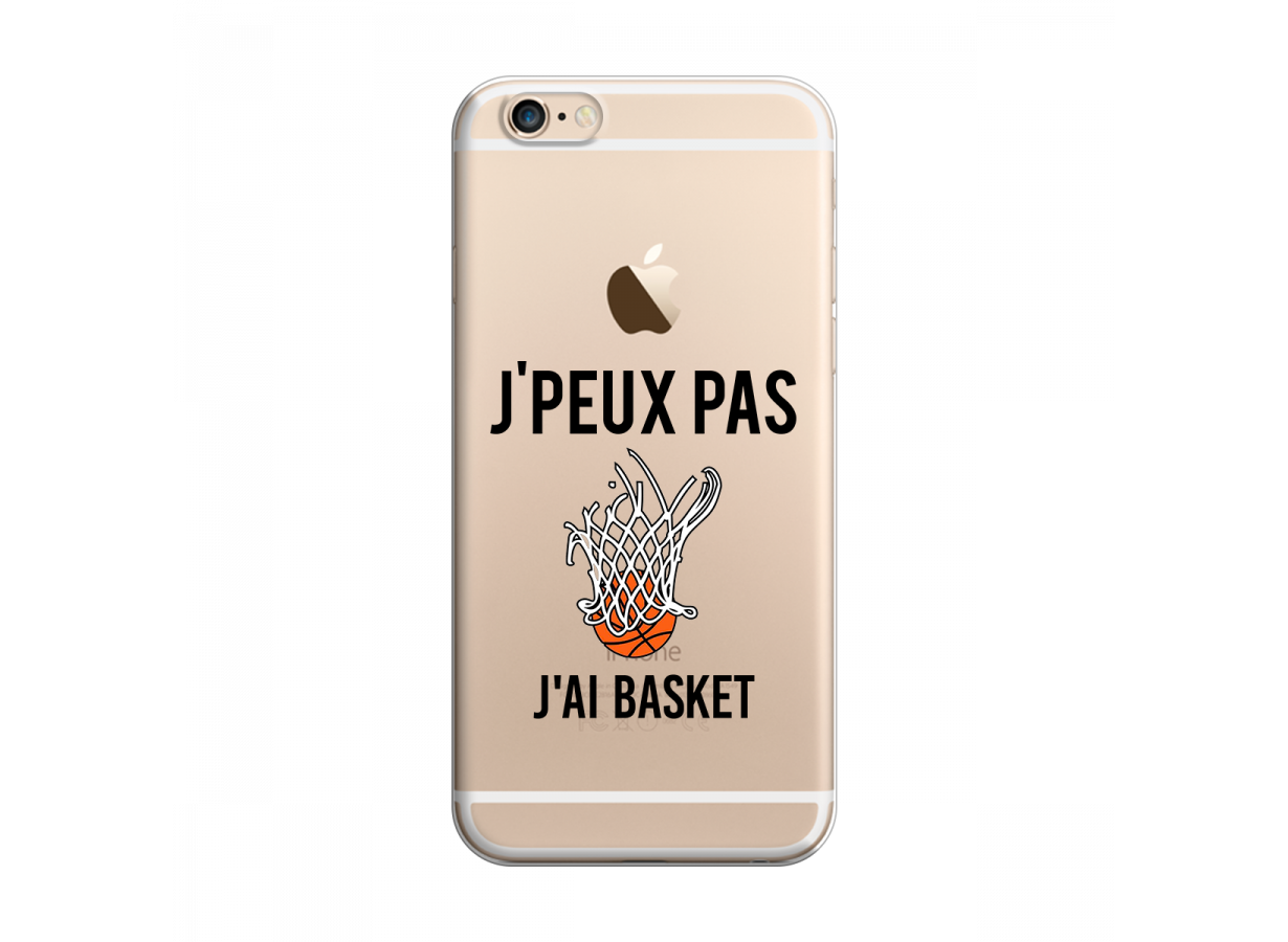 zz coque iphone 6plus 6splus j ai basket