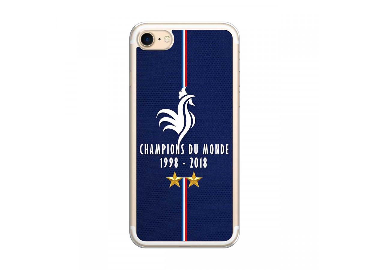 coque iphone 8 champion rose