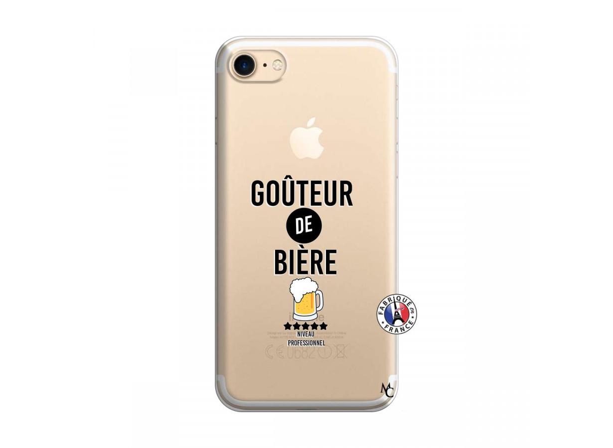 Coque iPhone 7/8 Gouteur De Biere   Master Case