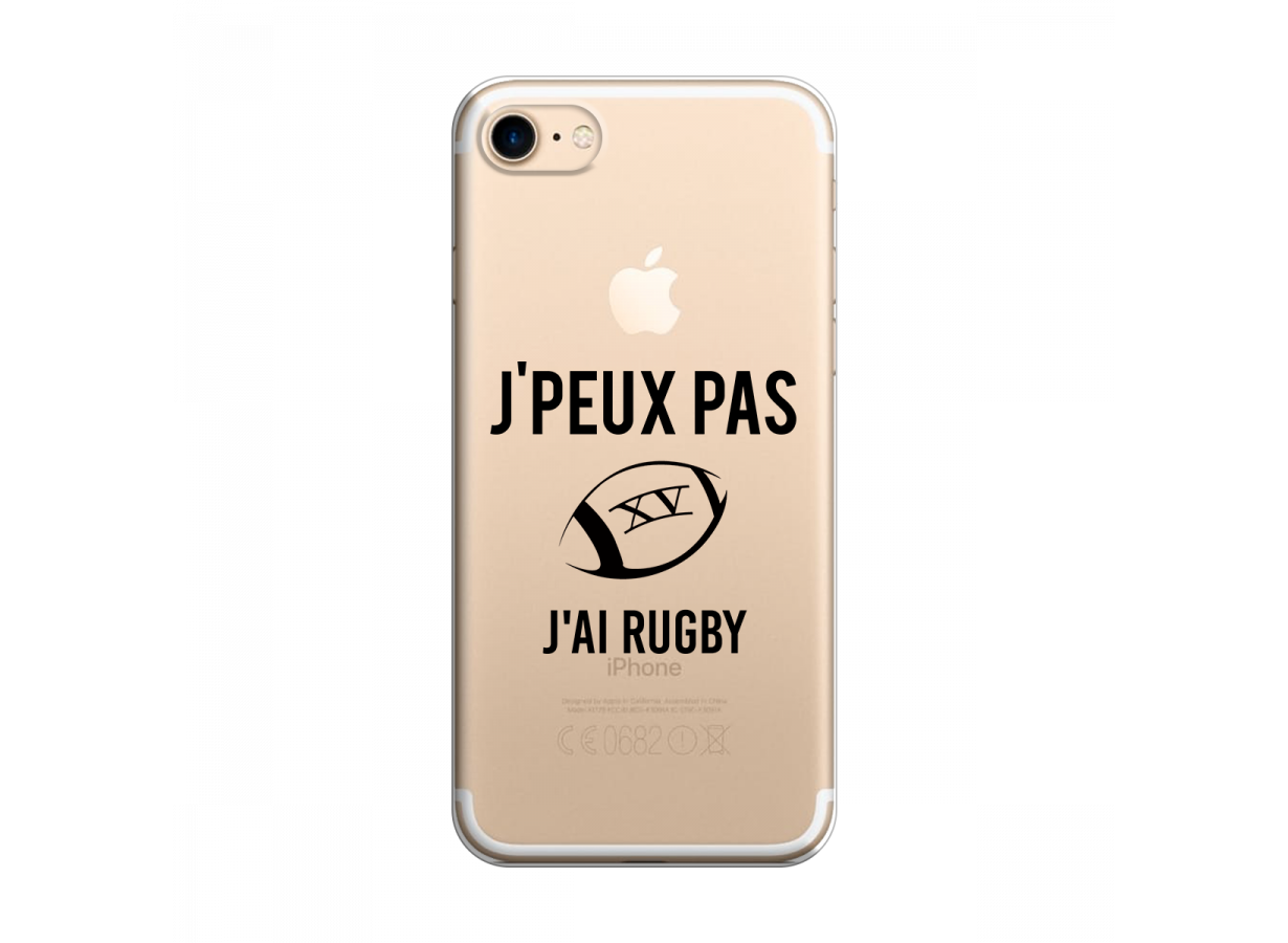 coque iphone xr rugby