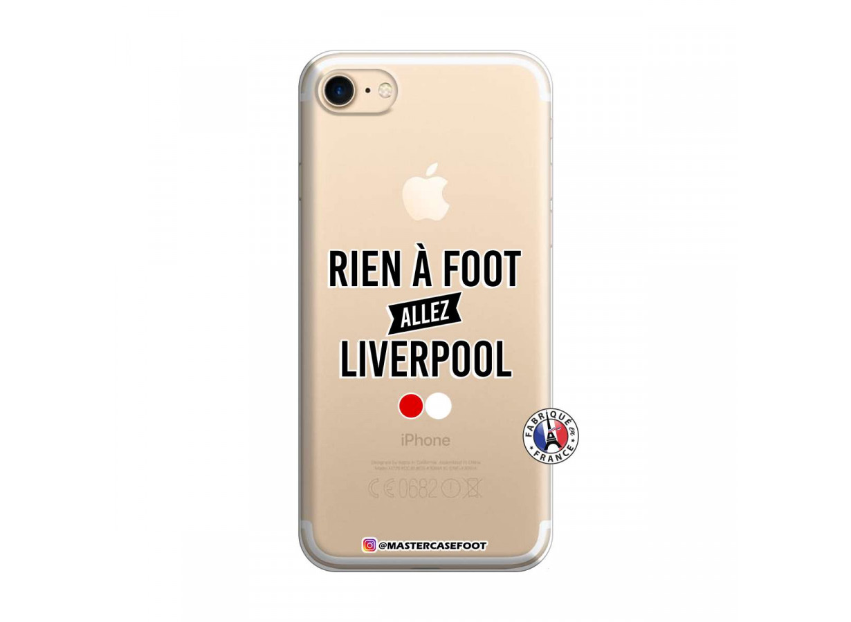 Coque iPhone 7/8 Rien A Foot Allez Liverpool | Master Case