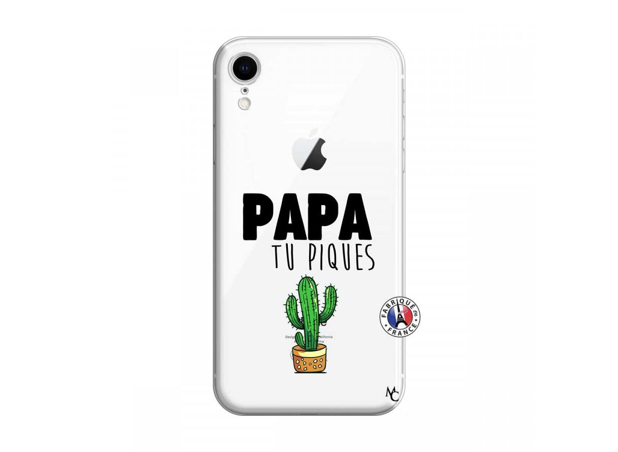 coque iphone xr cactus