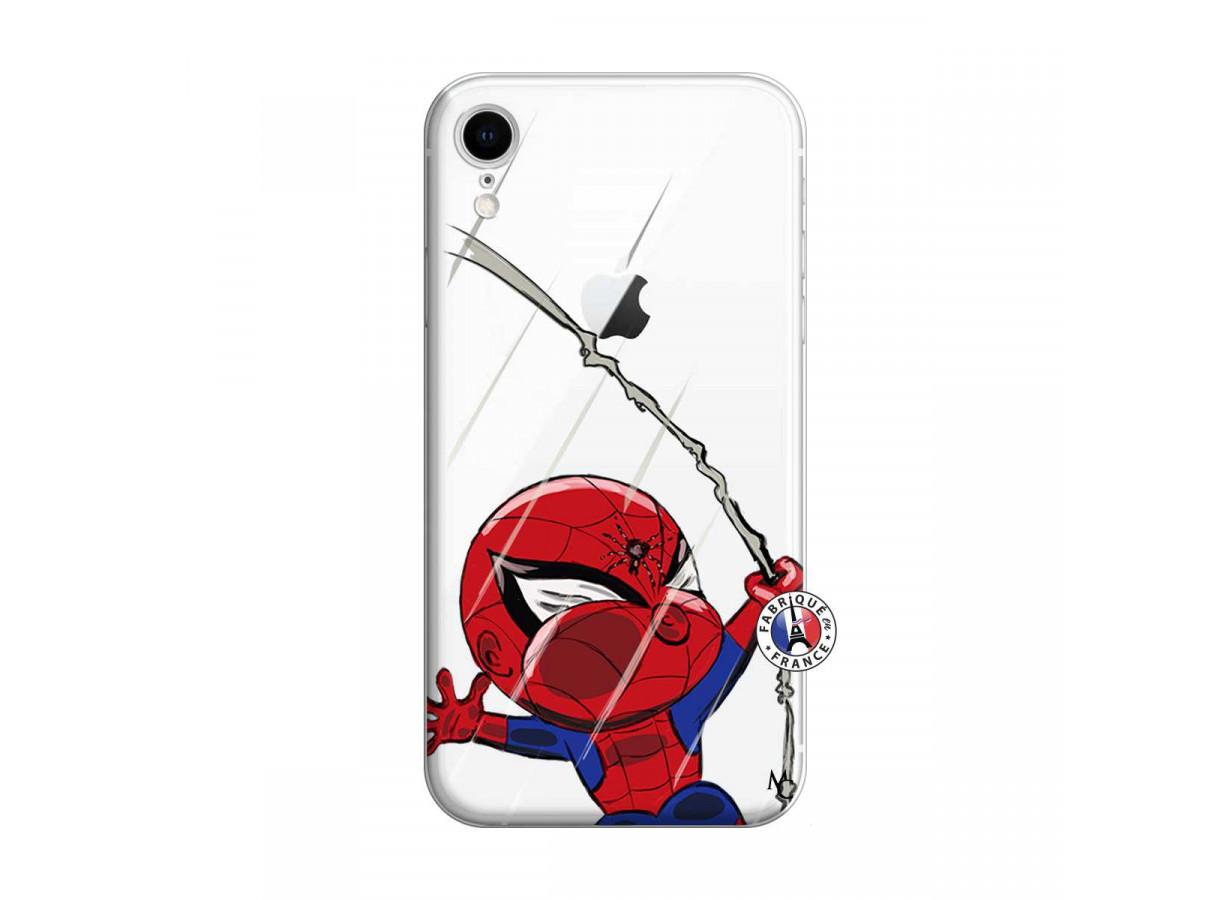 coque spiderman iphone xr