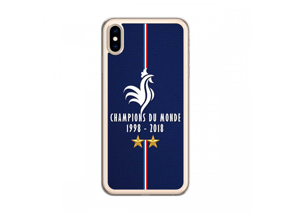 coque iphone xs monde