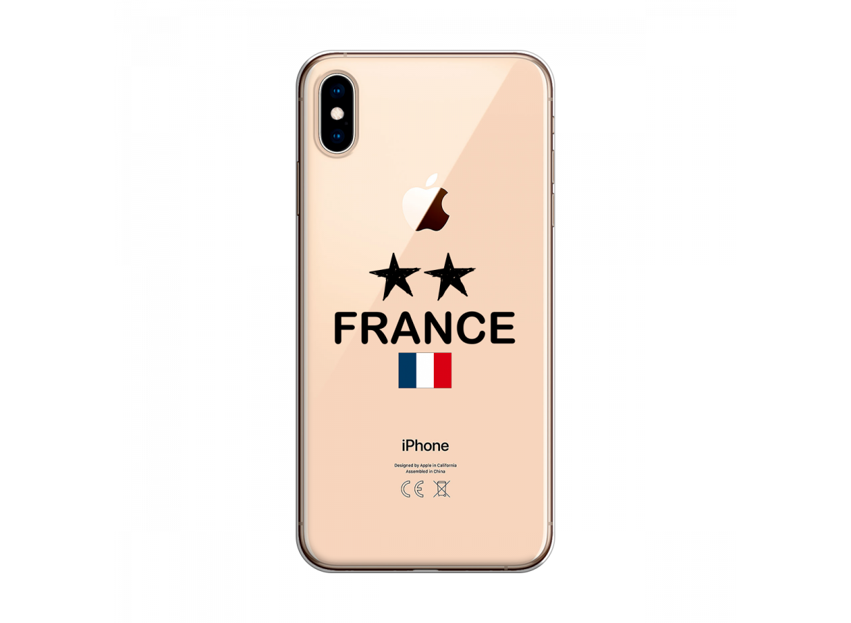 iphone xs max coque france