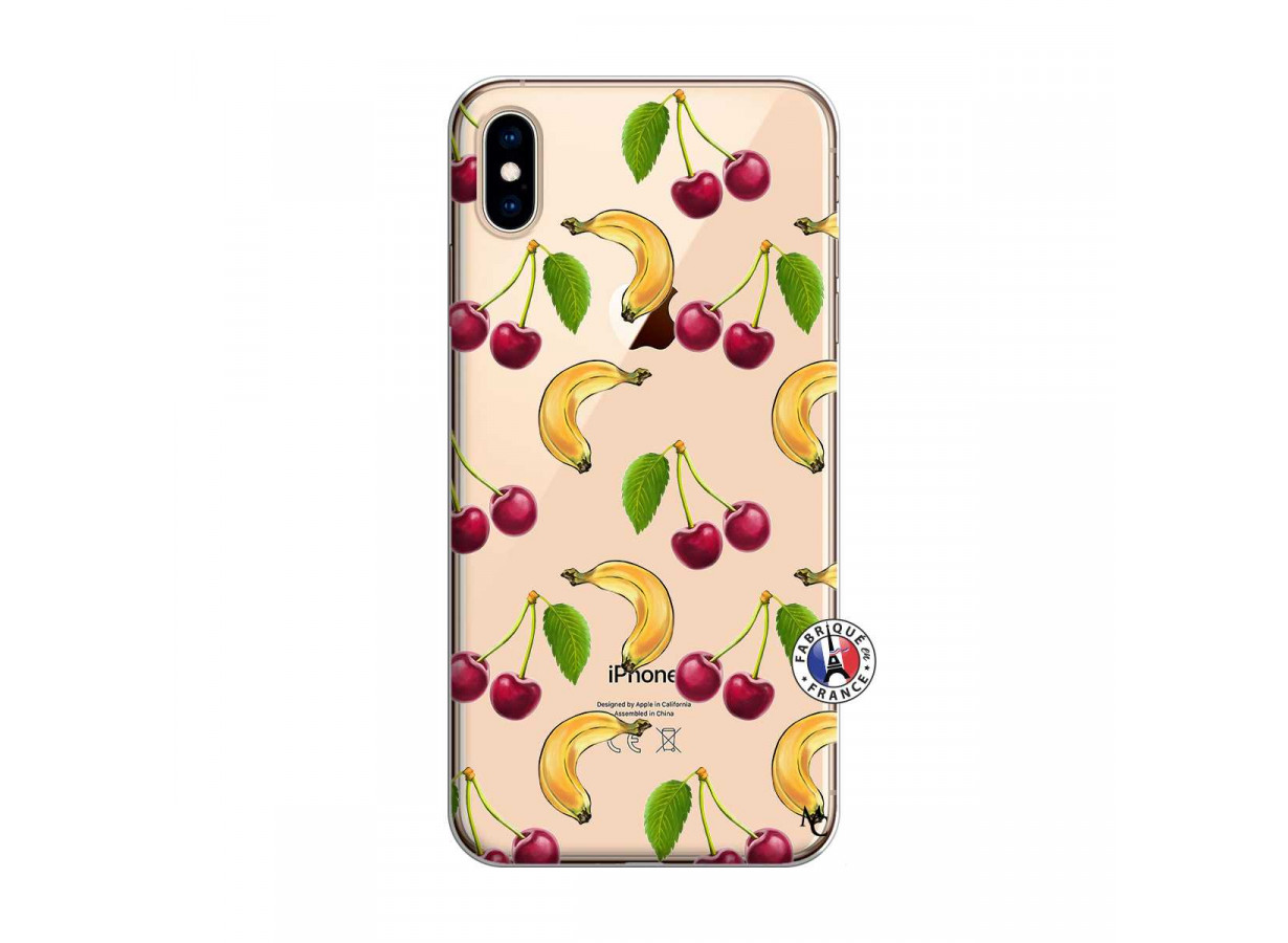 coque iphone xs banane