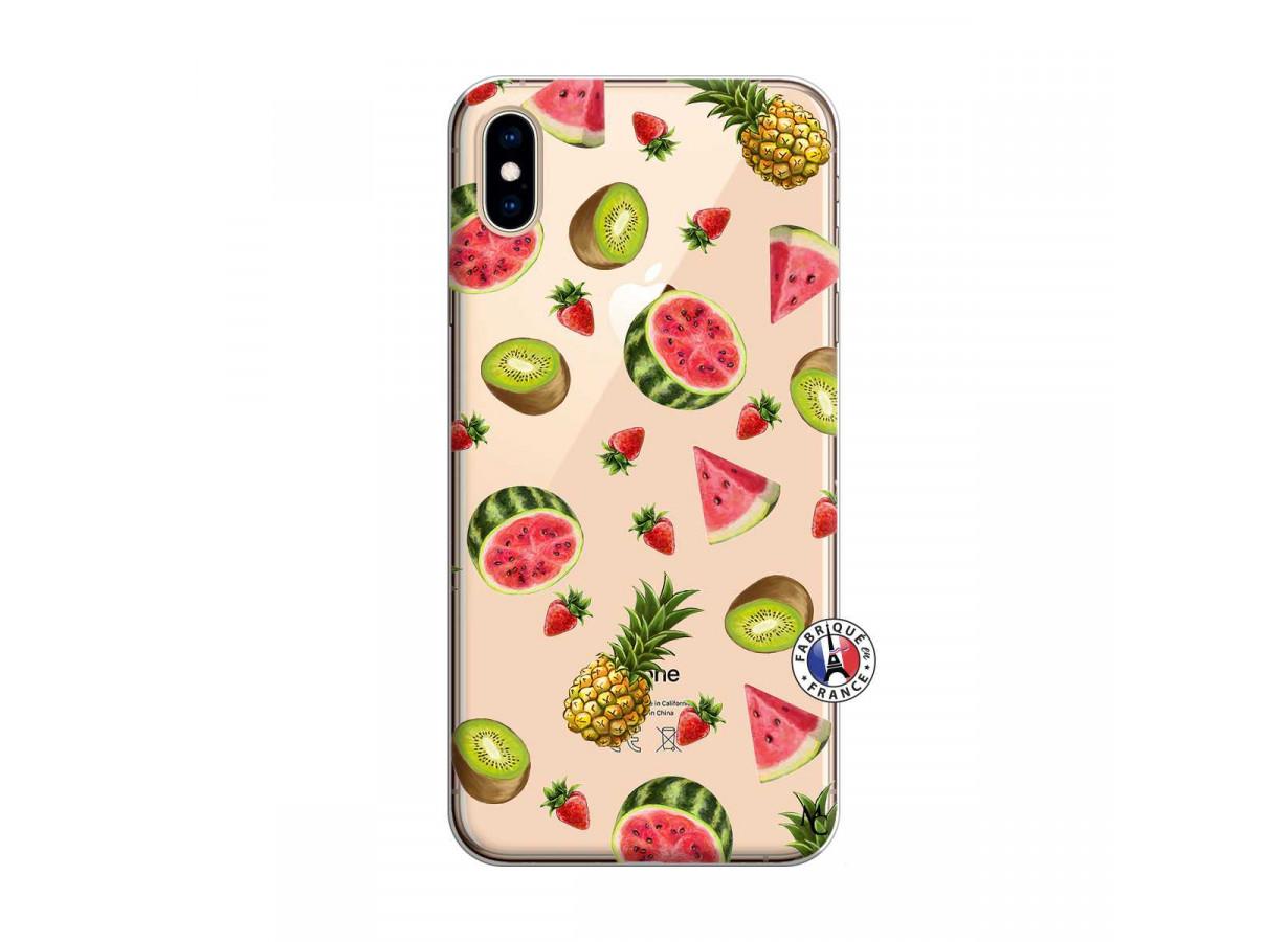 coque iphone xs max pasteque