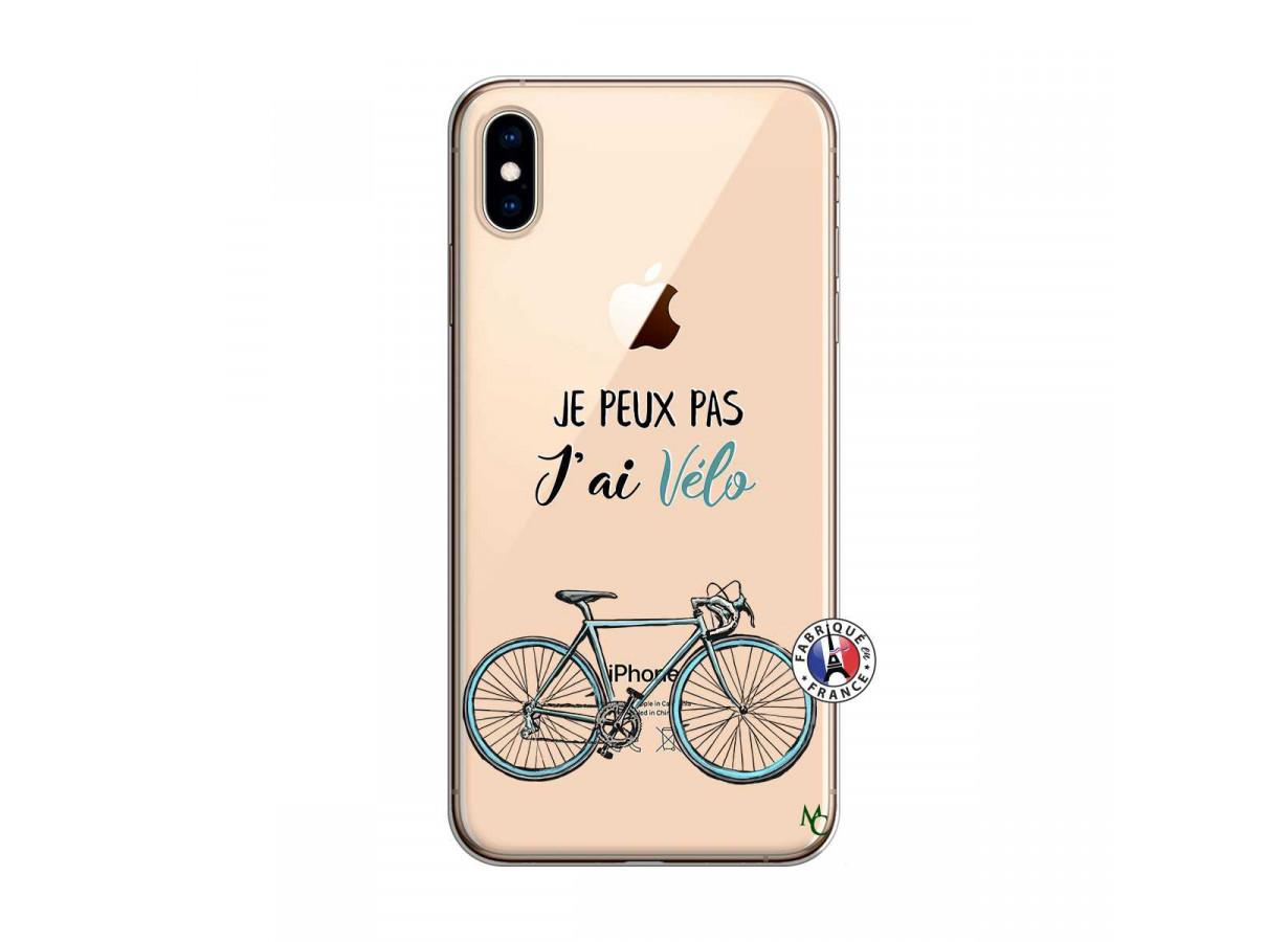 coque iphone xs velo