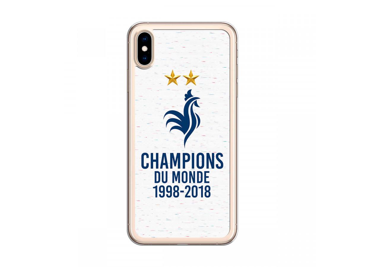 coque champions iphone xs