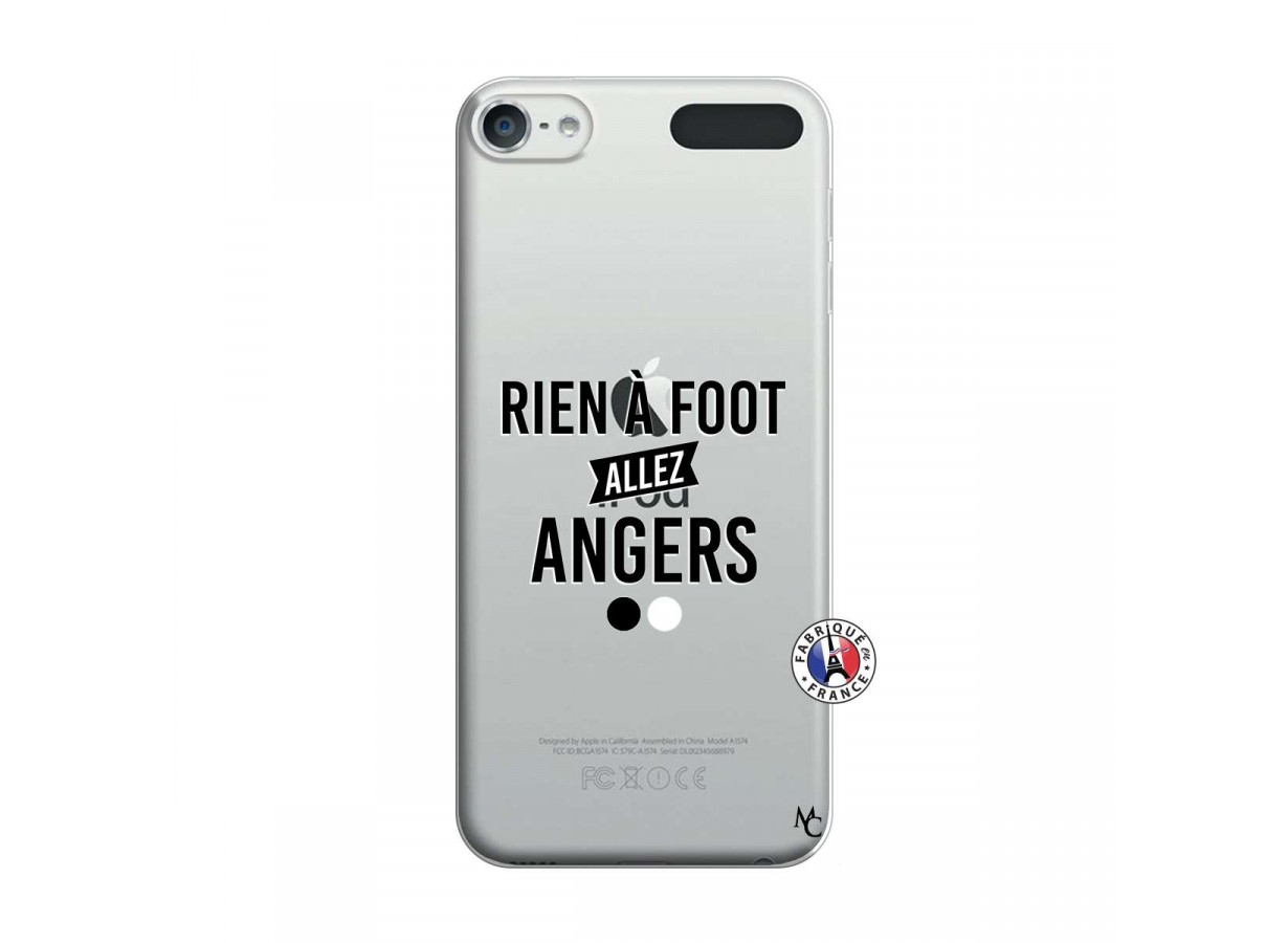 Coque iPod Touch 5/6 Rien A Foot Allez Angers   Master Case