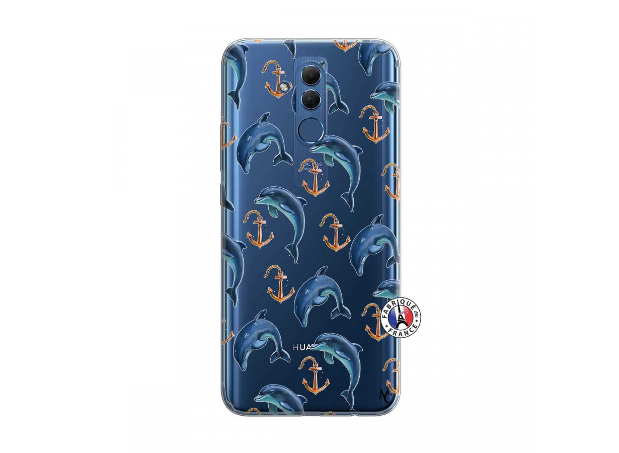 coque huawei p8 lite 2017 dauphin