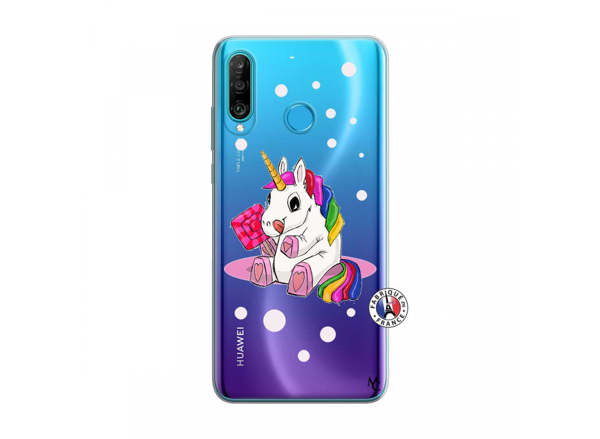 Coque Huawei P30 Lite Sweet Baby Licorne   Master Case