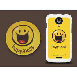 Coque Wiko Cink Five Smiley Happyness by Moxie | Master Case