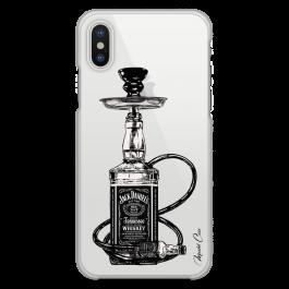 zz coque iphone x design master case jack daniels hookah