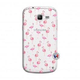Coque Samsung Galaxy Trend Lite Flamingo | Master Case
