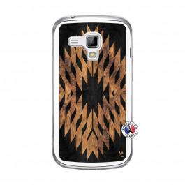 Coque Samsung Galaxy Trend Aztec One Motiv Translu   Master Case