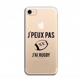 zz coque iphone 7 8 j ai rugby