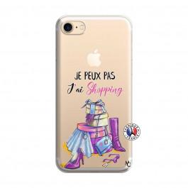coque iphone 8 chevalier