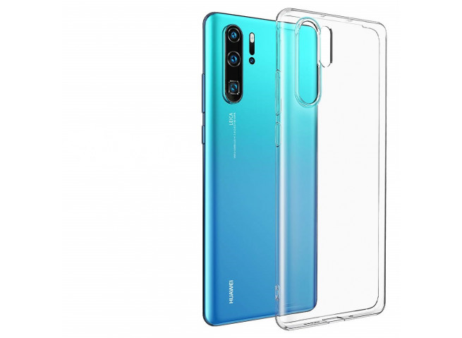 Coque Huawei P30 Clear Flex