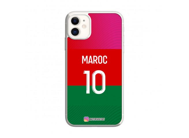 Coque Mastercasefoot Maroc
