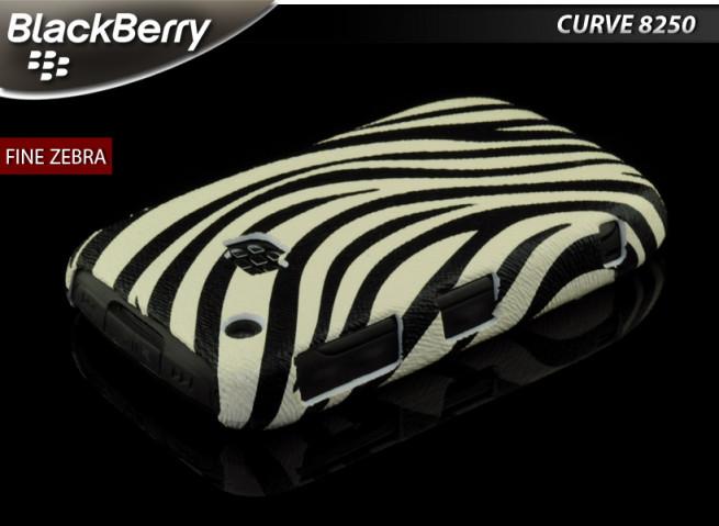 Coque Curve 8520 Fine Zebra-Ivoire