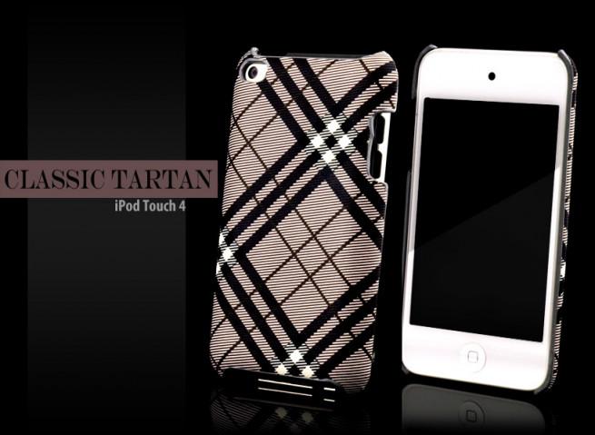 Coque iPod Touch 4 Classic Tartan