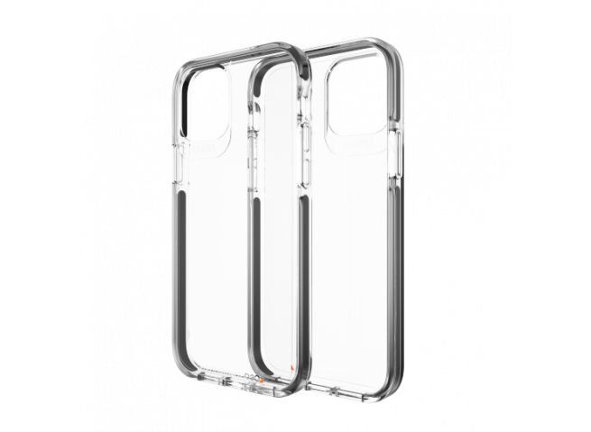 Coque iPhone 12/12 Pro GEAR4 D30 Piccadilly-Noir