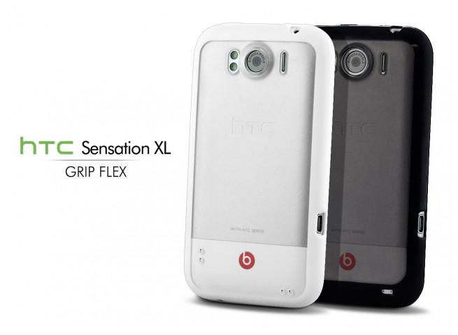 Coque HTC Sensation XL Regular Flex