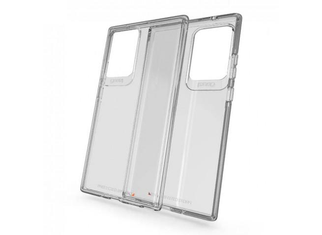 Coque Samsung Galaxy Note 20 Ultra GEAR4 D30 Crystal Palace (anti-choc)