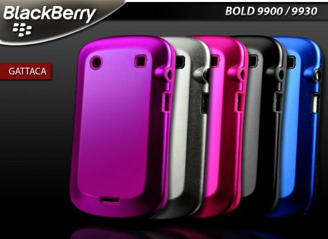Coque BlackBerry Bold 9900/9930 Gattaca