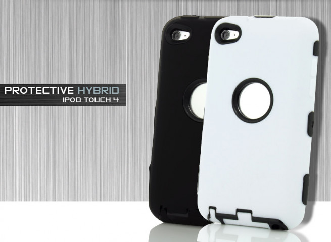 Coque iPod Touch 4 Protective Hybrid