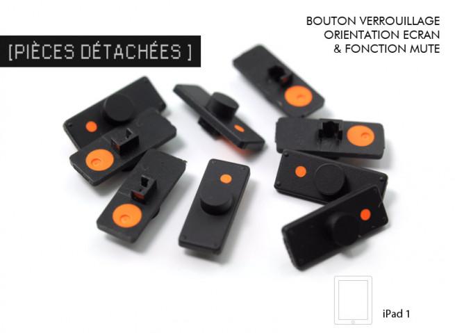 Bouton Verrouillage Ecran/ Mute iPad