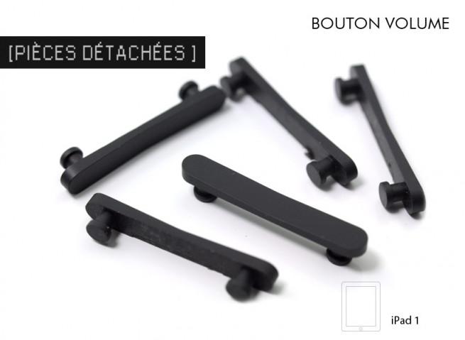 Bouton Volume iPad