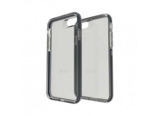 Coque iPhone 6/6S/7/8 GEAR4 D30 Bank-Noir Fumé