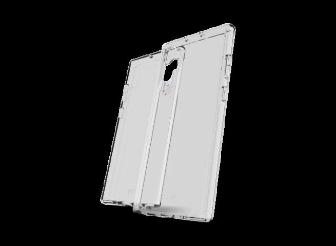 Coque Samsung Galaxy Note 10 GEAR4 D30 Crystal Palace (anti-choc)