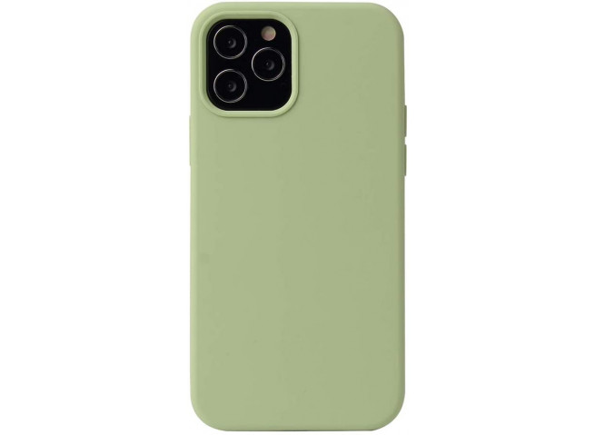 Coque iPhone 12/12 Pro Matcha Green Matte Flex