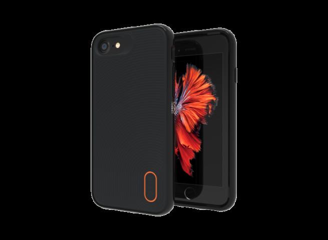 Coque iPhone 6 Plus/6S Plus/7 Plus/8 Plus GEAR4 D30 Battersea-Noir