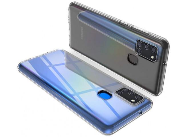 Coque Samsung Galaxy A21S Clear Flex