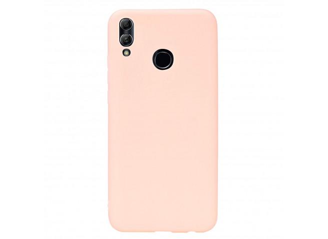 Coque Huawei P Smart 2019/Honor 10 Lite Light Pink Matte Flex