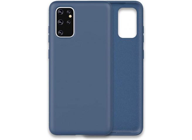 Coque Samsung Galaxy S20 Blue Navy Matte Flex