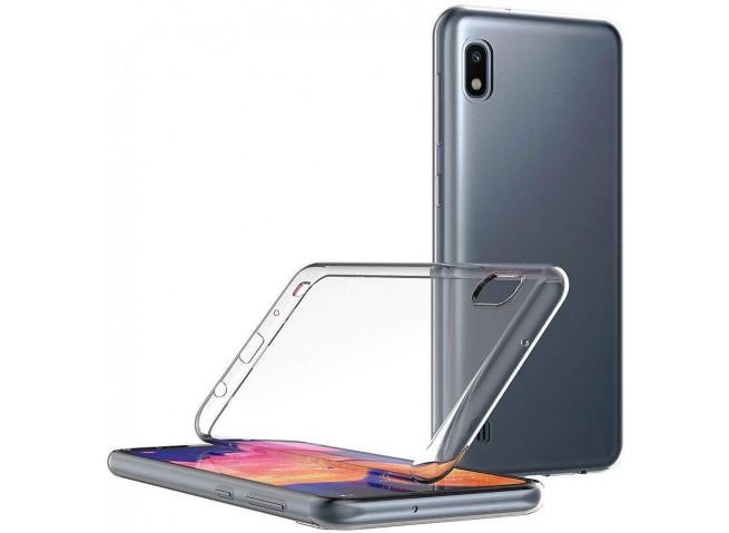 Coque Samsung Galaxy A10 Clear Flex