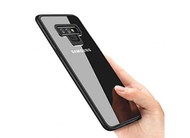 Coque Samsung Galaxy Note 9 Black Flex