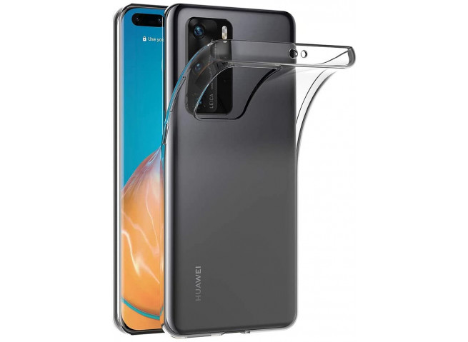 Coque Huawei P40 Pro Clear Hybrid