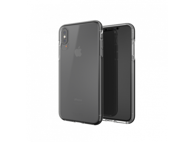 Coque iPhone XR GEAR4 D30 Crystal Palace (anti-choc)