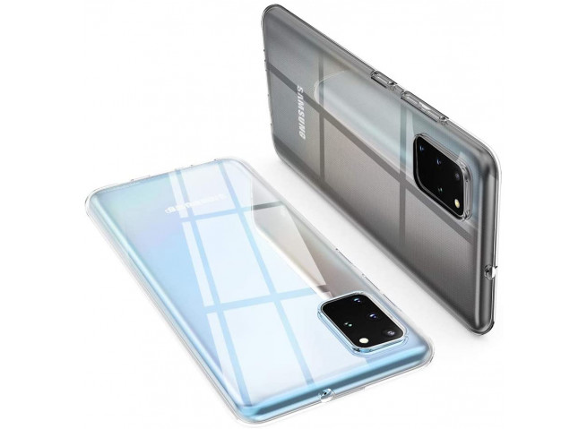 Coque Samsung Galaxy S20 Plus Clear Hybrid
