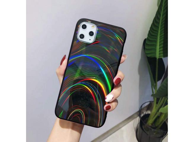 Coque iPhone 11 Laser Protect-Noir