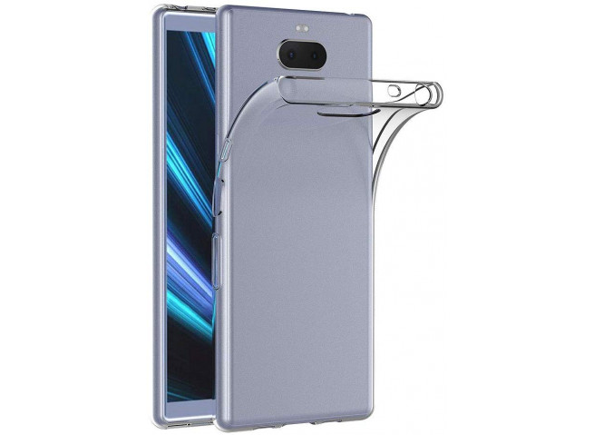 Coque Sony Xperia 10 Plus Clear Flex