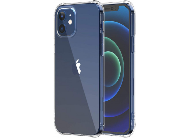 Coque iPhone 12 Pro Max Clear Shock