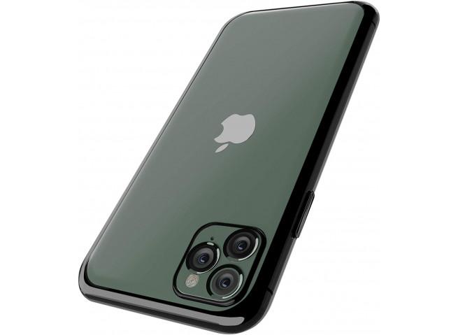 Coque iPhone 11 Pro Max Black Flex