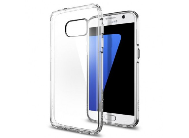 Coque Samsung Galaxy S7 Clear Flex
